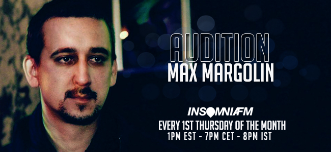 Audition with Max Margolin
