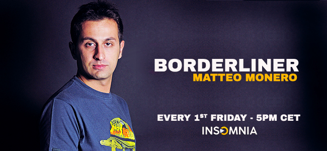 Borderliner with Matteo Monero