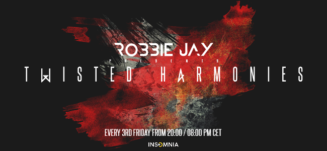 Twisted Harmonies with Robbie Jay