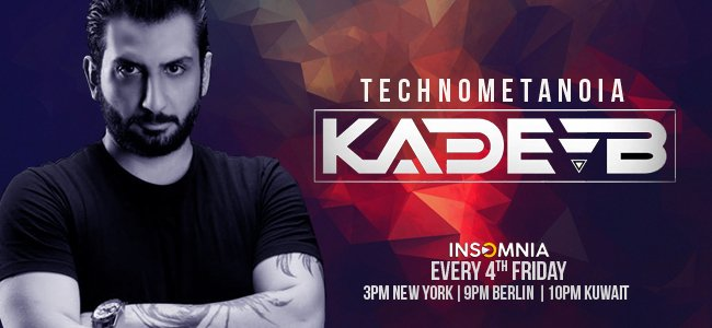 Technometanoia with Kade B