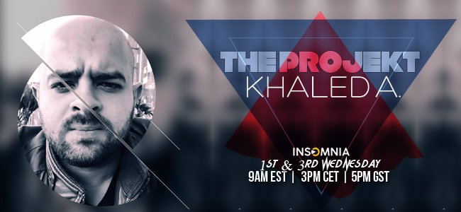 The Projekt with Khaled A.