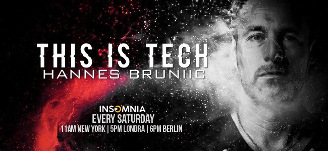 This is Tech with Hannes Bruniic