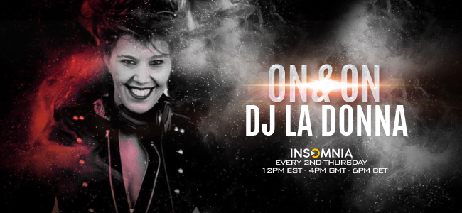 On & On with DJ La Donna
