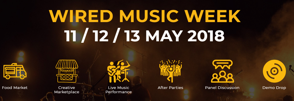 Wired Music Week 2018