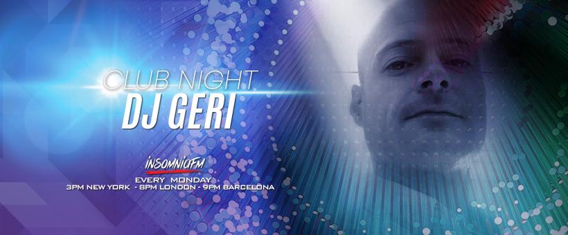 Club Night with DJ Geri