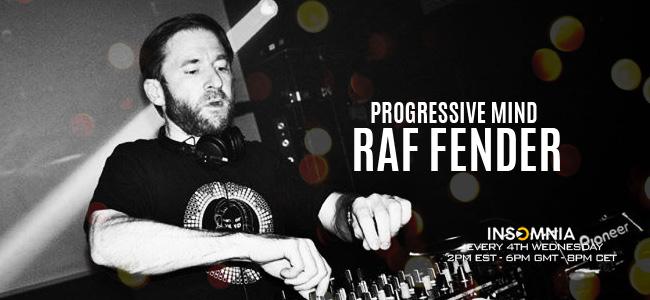 Progressive Mind with Raf Fender