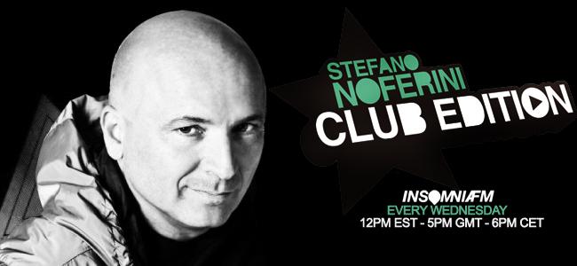 Club Edition with Stefano Noferini