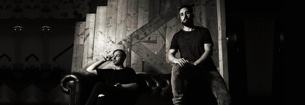 Cristian Varela and Ian Axide