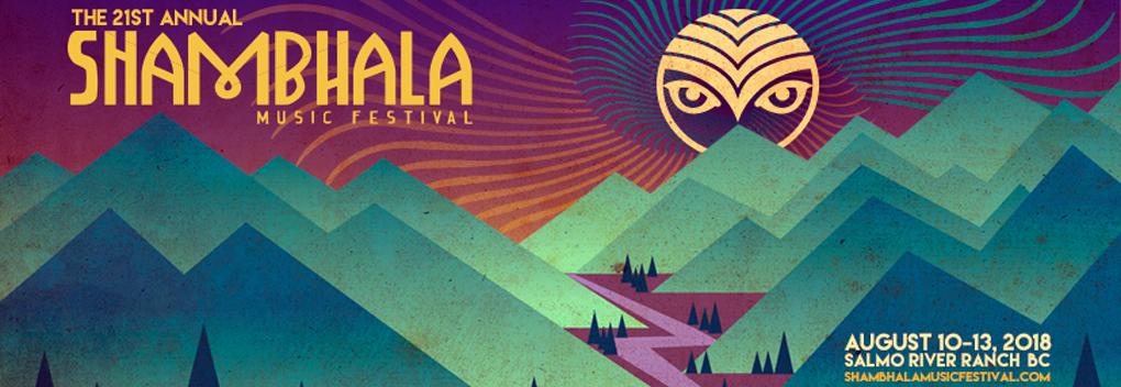 Shambhala Music Festival 2018