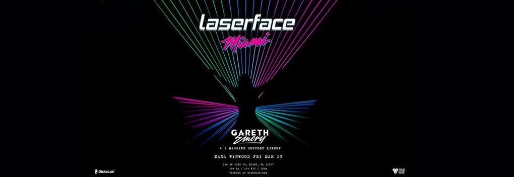 Laserface