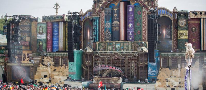 Tomorrowland view