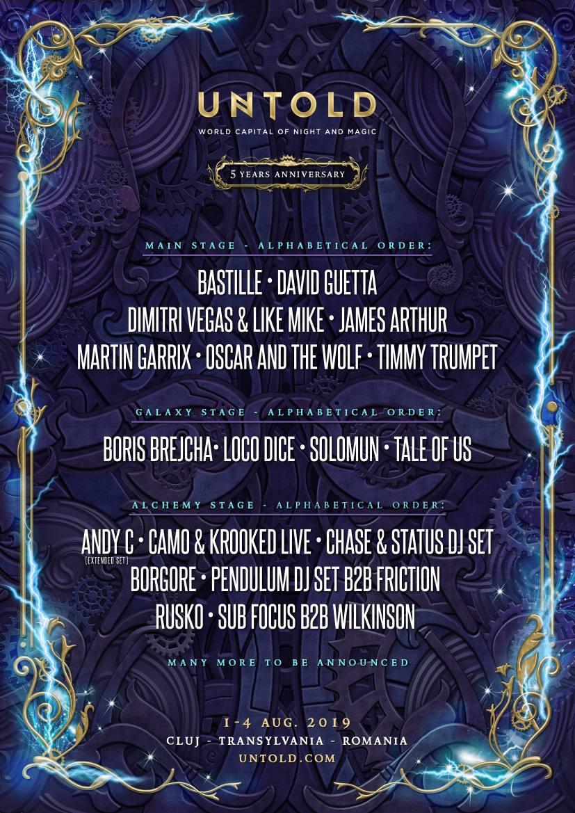 Untold-Festival 2019