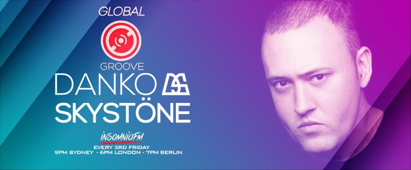 Global Groove with Danko Skystöne